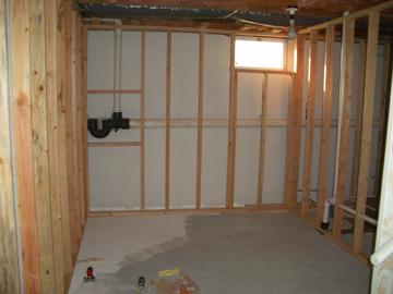 roy 39 s basement project